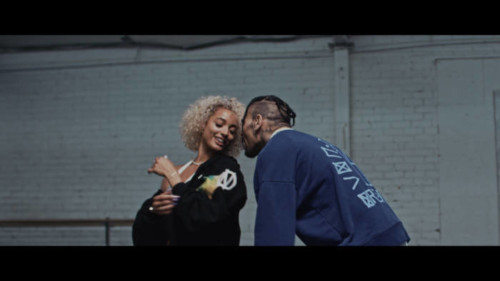 DaniLeigh & Chris Brown – Easy Remix (Video)