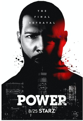 """STARZ RELEASES FIRST FOOTAGE OF """"POWER"""" SEASON SIX"""