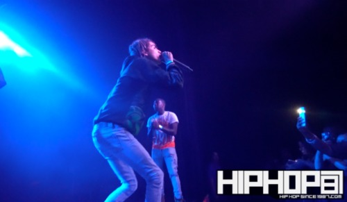 Bry Greatah & Lil Doe Performance at Rocky's Concert at The TLA
