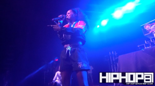 T Marie Performance at Rocky's Concert at The TLA Philly