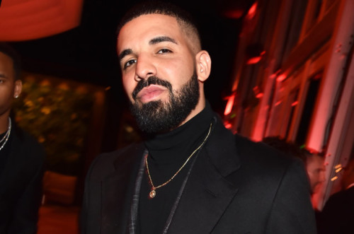 """drake-500x331 Drake Reveals Cover Art + Tracklist For """"Care Package"""""""