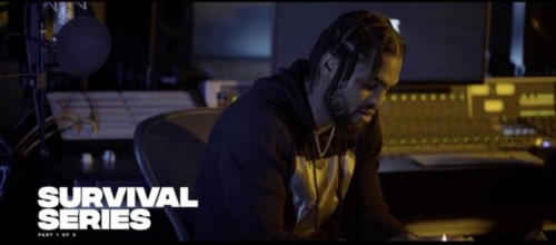 "Watch Part 1 of Dave East's ""Survival Series"" Documentary (Video)"