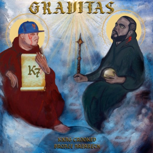 "Kxng-Crooked-x-Bronze-500x500 Kxng Crooked & Bronze Nazareth Announce ""Gravitas LP"""