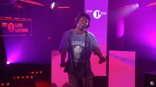 Lucky Daye Makes His BBC Radio 1Xtra Live Lounge Debut (Video)