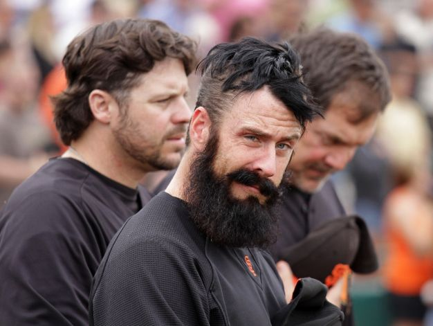Wilso S.F. Giants Part Ways With All-Star Closer Brian Wilson
