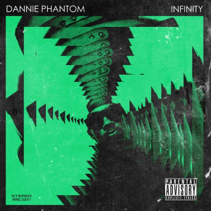 """339t4ia Dannie Phantom """"Infinity"""" Album Cover & Tracklist"""