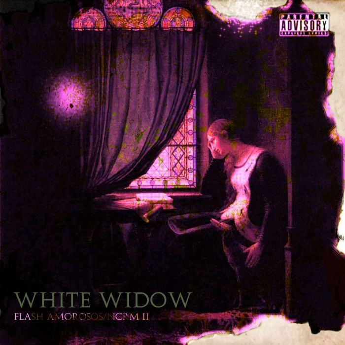 WHITE_WIDOW_front Flash Amorosos - NCRM II: White Widow Mixtape Commercial (Video)