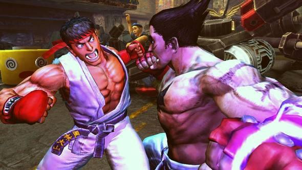 215921-2 Street Fighter x Tekken (Video Game Trailer)