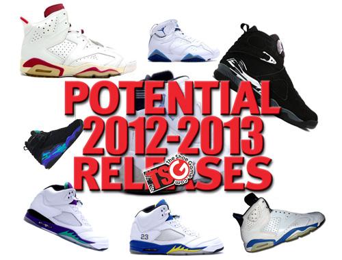 air-jordan-retro-2012-2013-releases Air Jordan Retro 2012-2013 Potential/ Rumored Releases (Grape 5s, 8s, 6s & More)