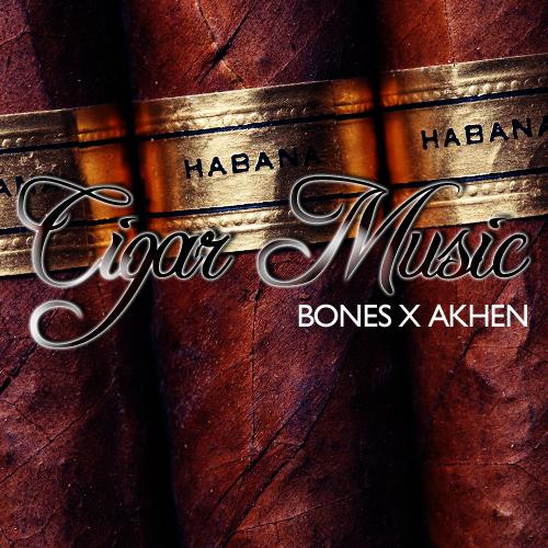 Cigar-Music-ARTWORK Bones x Akhen (@BonesHR x @Akhen) - Cigar Music