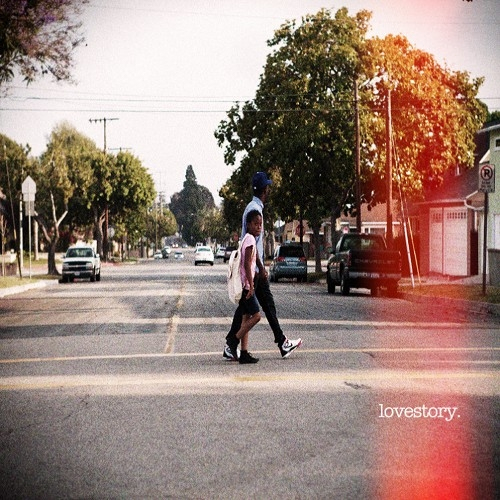 Shawn_Chrystopher_Lovestory-front-large Shawn Chrystopher (@shawnchrys) - Lovestory (Mixtape)