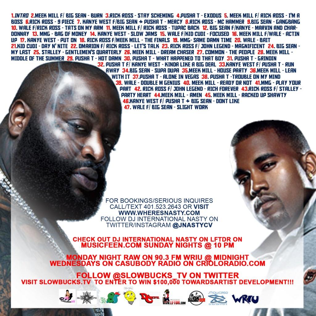 dj-international-nasty-the-dream-team-mmg-g-o-o-d-music-mixtape-back-tracklist-HHS1987-2012-1024x1024 DJ International Nasty (@JNastyCV) - The Dream Team (MMG & G.O.O.D Music) (Mixtape)