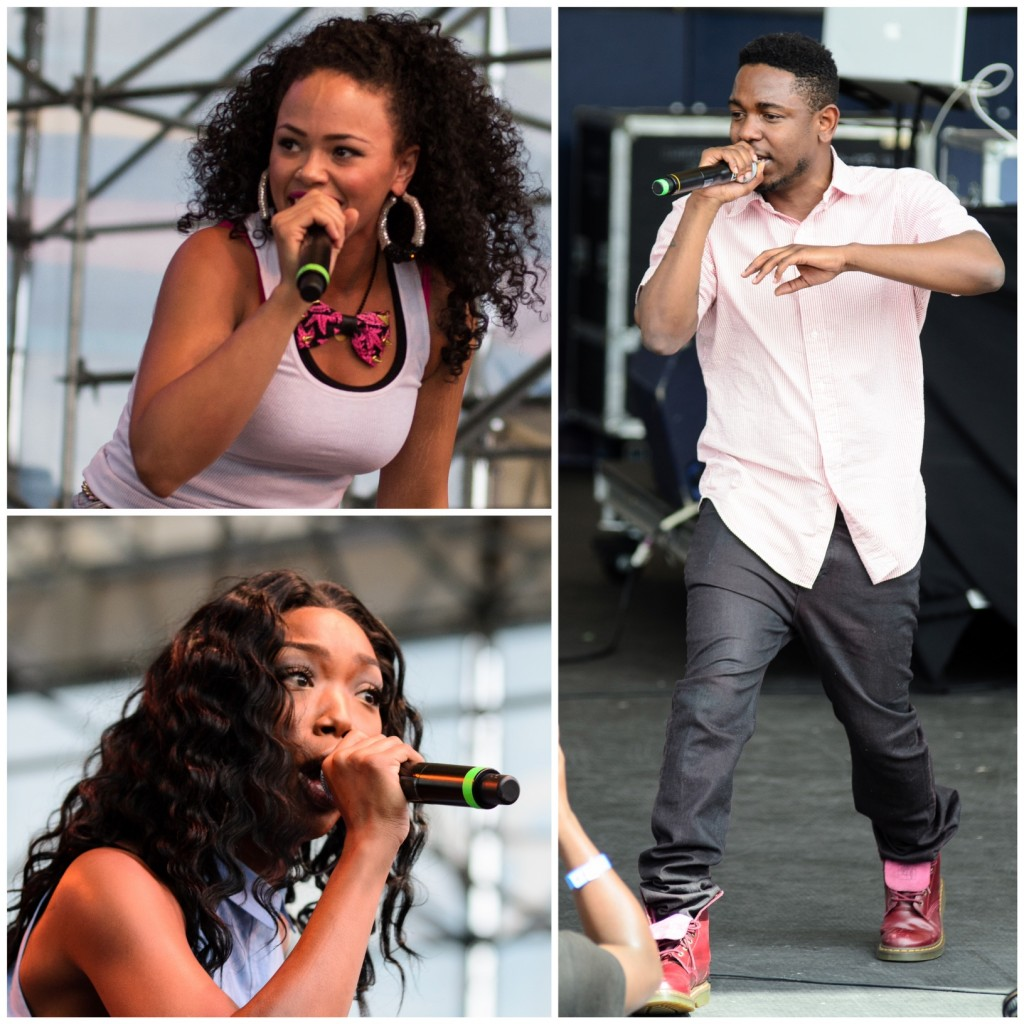 Elle Varner dating Kendrick Lamar