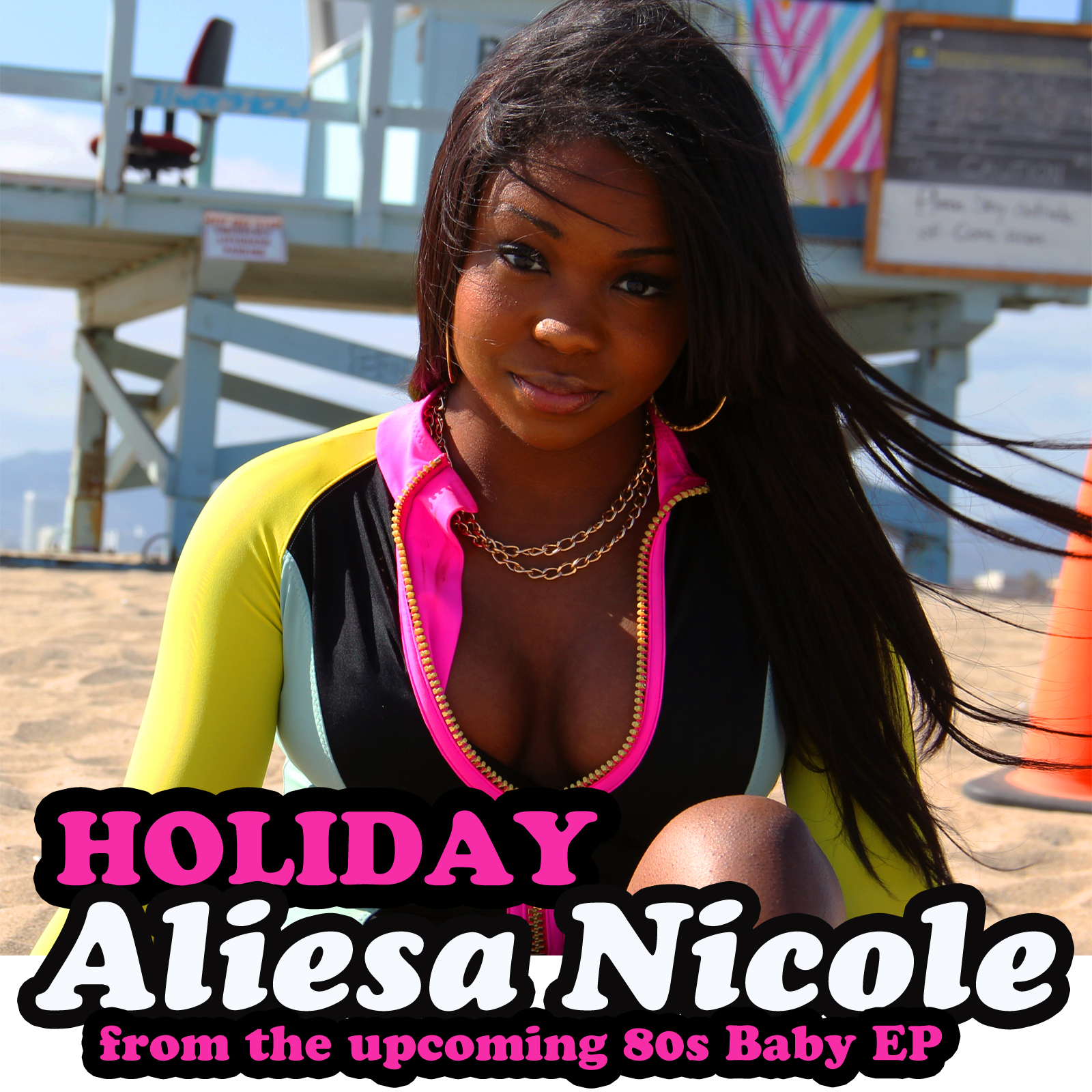 holiday-album-art Aliesa Nicole (@AliesaNicole)- Holiday (Video) (Dir by @Xavier2541)