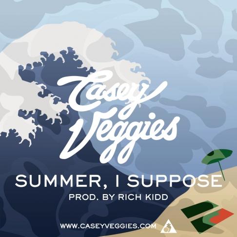 veggies_summer Casey Veggies (@CaseyVeggies) - Summer, I Suppose (prod. Rich Kidd)