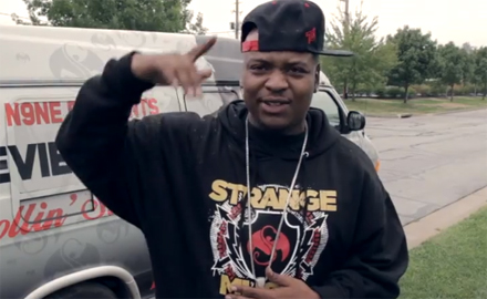 Stevie-Stone-Heads-Out-On-Rollin-Stone-Tour Stevie Stone (@StevieStone09) introduces The Rollin' Stone Tour (Video)