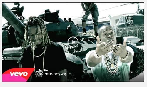 Yo Gotti – Tell Me Ft. Fetty Wap (Video)