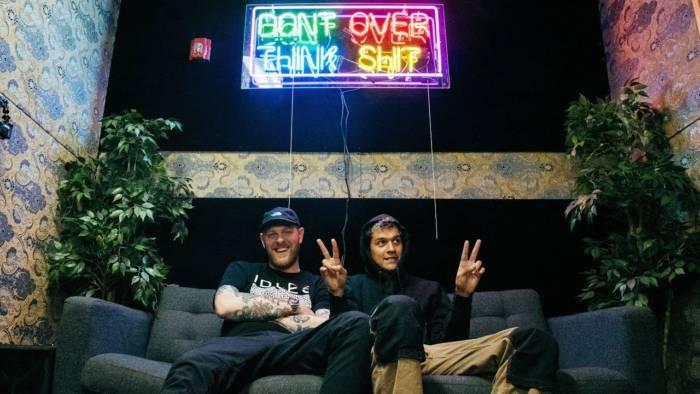 KENNY BEATS & OMAR APOLLO FREESTYLE | The Cave: Season 2 – Episode 4