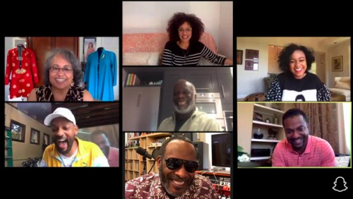 """Will Smith Reunites With """"Fresh Prince of Bel-Air"""" Cast! (Video)"""