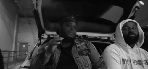 "D. Jones releases new visual for ""Pain & Pressure"" ft. Yvng Primo"