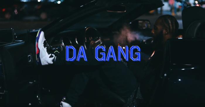 "Loudpacc P ""Da Gang"" (shot by: ADRvisuals)"