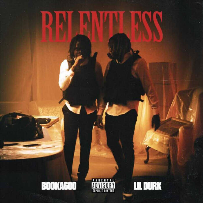 """Booka600 & Lil Durk Proudly Rep OTF in """"Relentless"""" Video"""