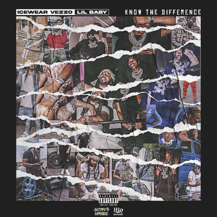 """Icewear Vezzo & Lil Baby Connect In Detroit For New Video """"Know The Difference"""""""