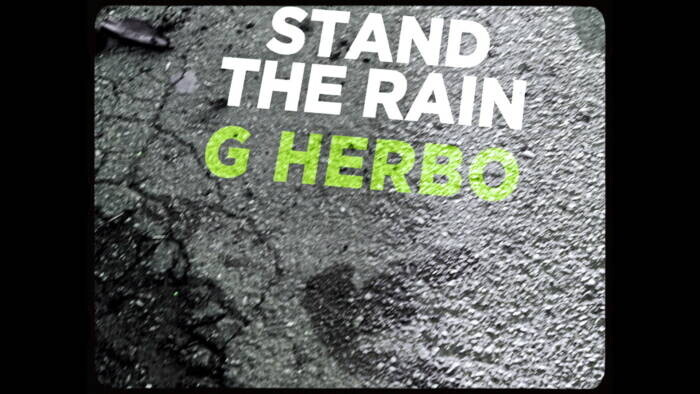 """G Herbo """"Stand the Rain"""" Video"""