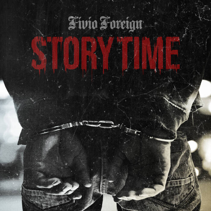 """FIVIO FOREIGN DROPS """"STORY TIME"""""""