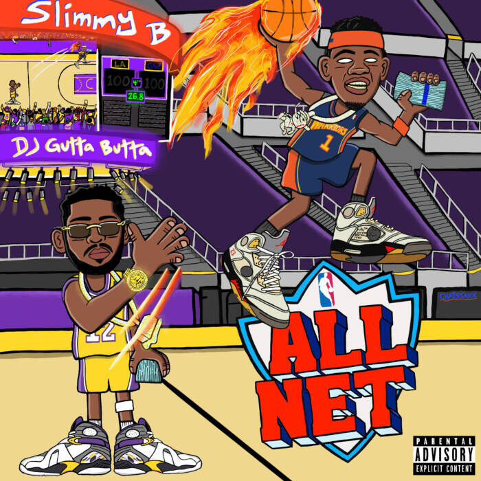 """DJ Gutta Butta & Slimmy B Drop Video For """"Bag Time"""" and Interview with HipHopSince1987"""