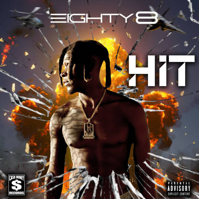 """EIGHTY8 DROPS NEW MUSIC VIDEO """"HIT"""""""