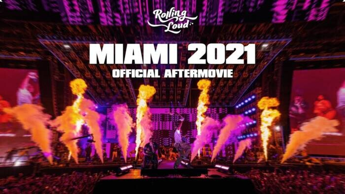 Rolling Loud Helps Us Relive Miami 2021 With a Thrilling New Aftermovie